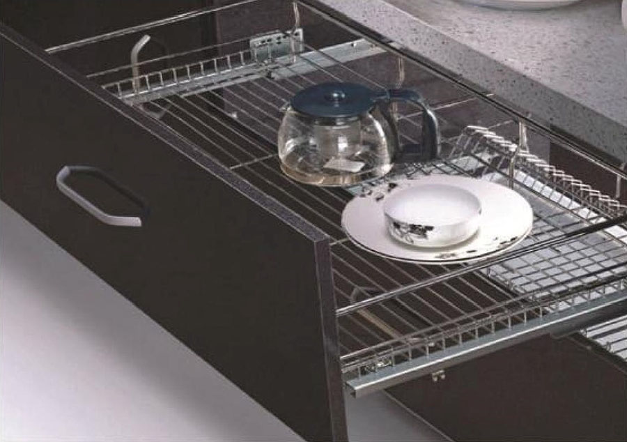 kitchen basket system